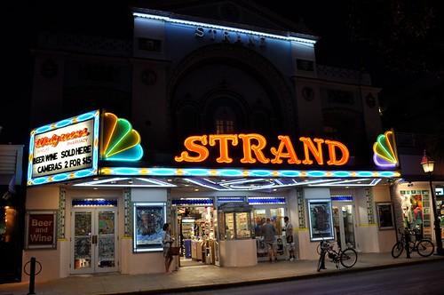 Strand Theatre Walgreens