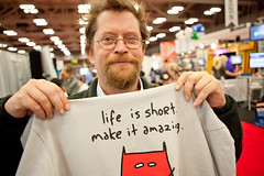 Hugh MacLeod - SXSW Interactive 2011 - Austin, TX