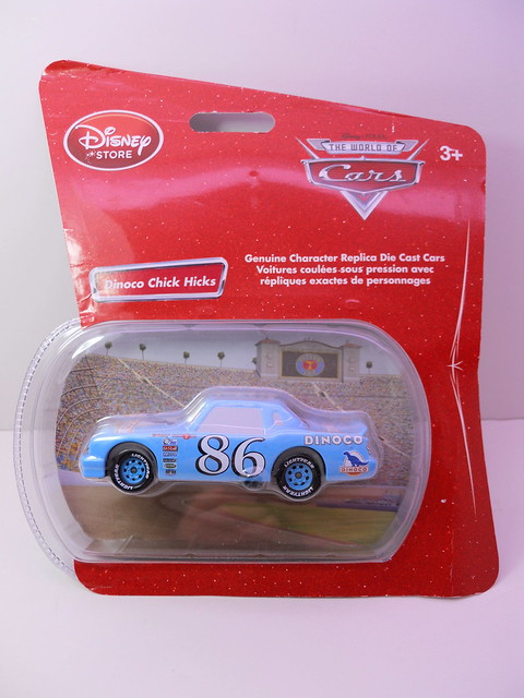 disney store cars dinoco chick hicks (1)