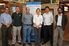 Speakers at the Mannum Science Forum
