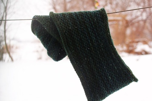 riverbed cowl hanging