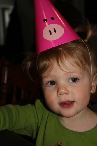 Piggie hats