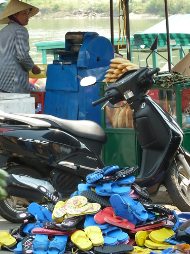 Baguettes, mopeds and cane sugar drinks...