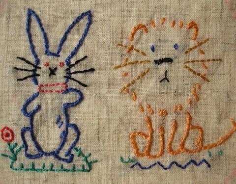 Raise it Up (Rabbit Heart) Track 2