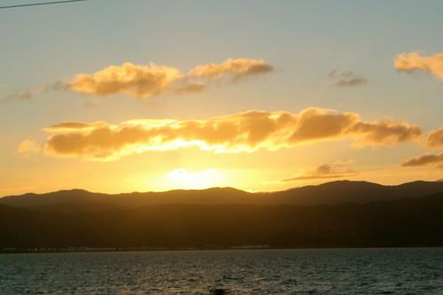 Friday: Sunrise