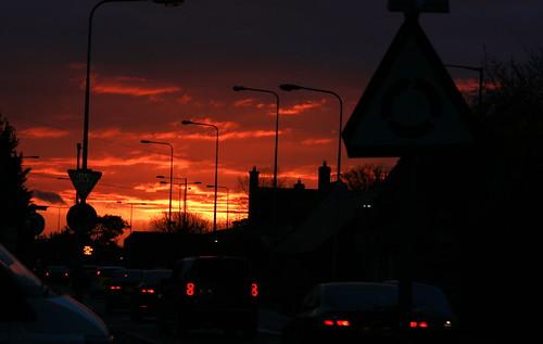 57/365 Evil sky =D