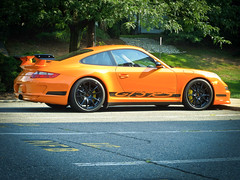 Porsche 997 GT3 RS Orange
