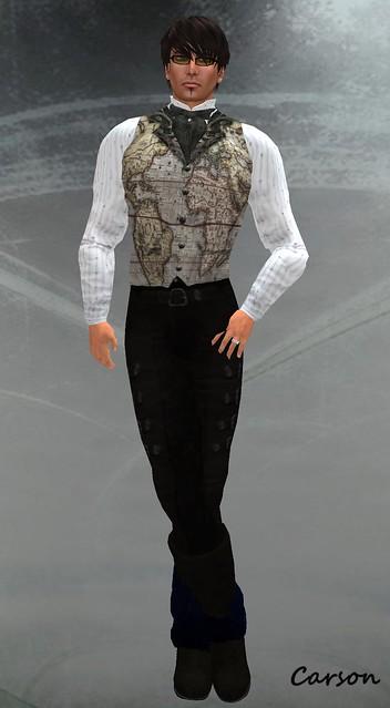BlakOpal Tramontane Outfit - Sage