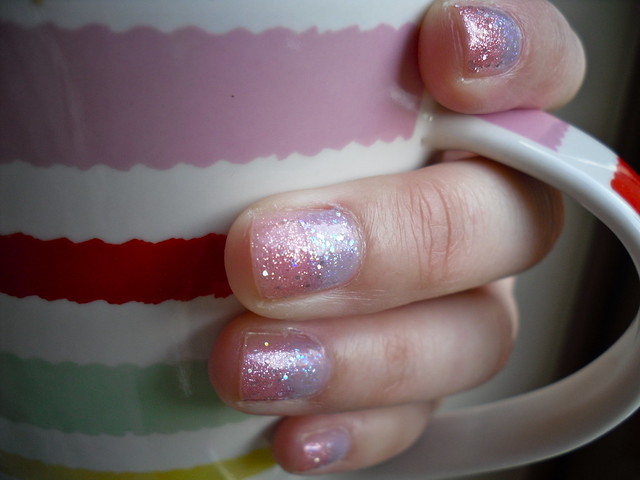 OPI kp nails cup