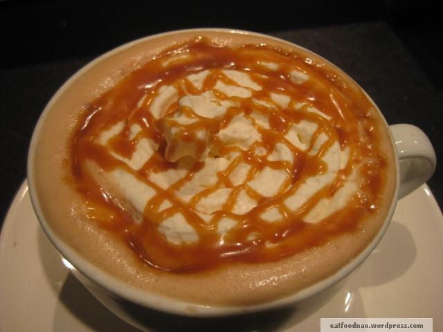Hot Caramel Cider Chai