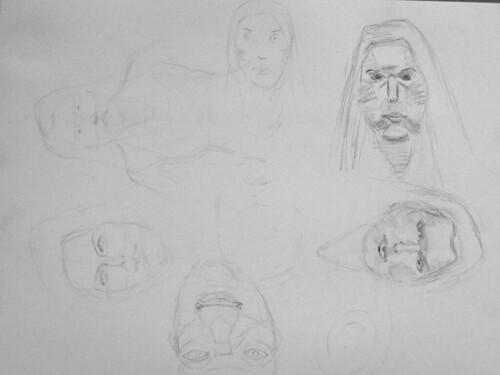 Portrait Course 2011-03-14 # 1