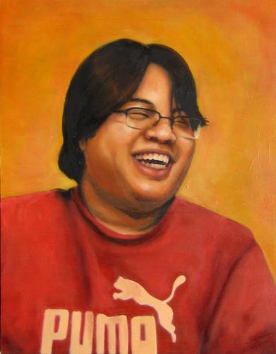 painting by Shauna Leva