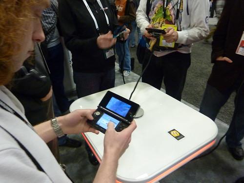 GDC 2011 3DS