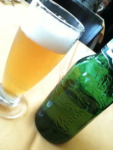 ランチビールはオランダ産