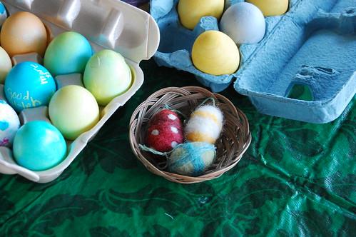 Fuzzy eggs...
