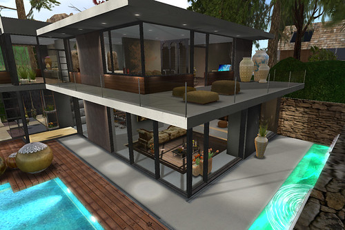 Prim Perfect House in SkyBeam Harbour Cove