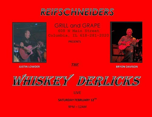 Whiskey Derlicks 2-12-11