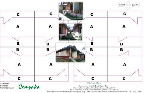 Landscape kamar cempaka