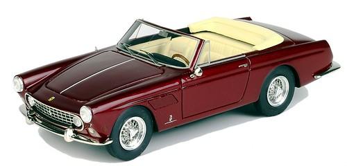 Ferrari 250 GTE convertibile 61 BBR