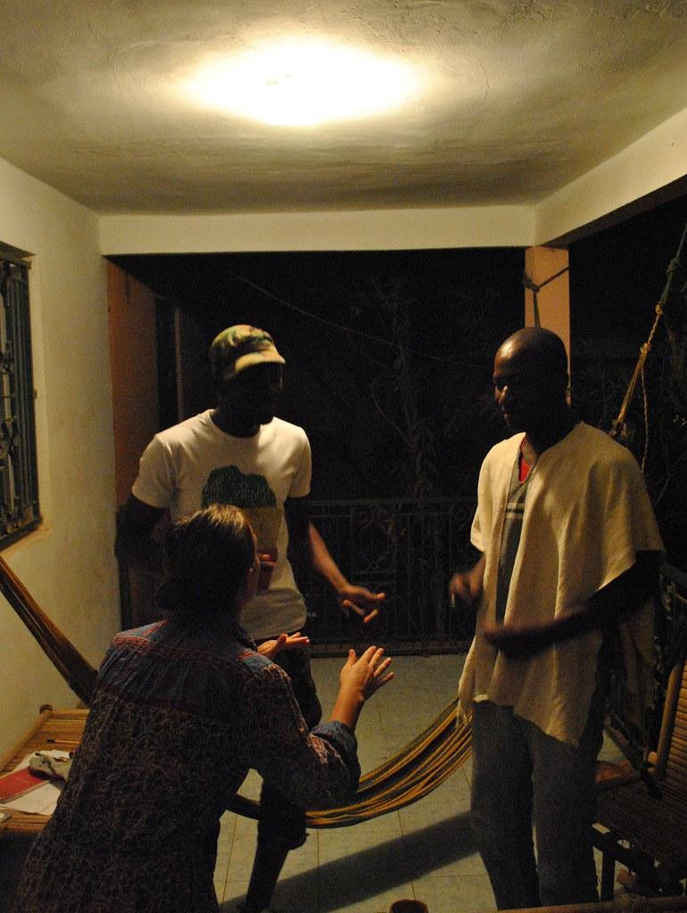 Souleymane and Coroba
