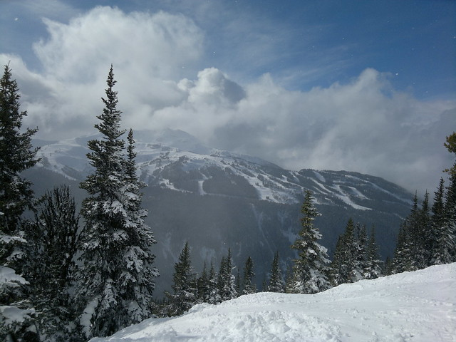 7th Heaven on Blackcomb Mountain