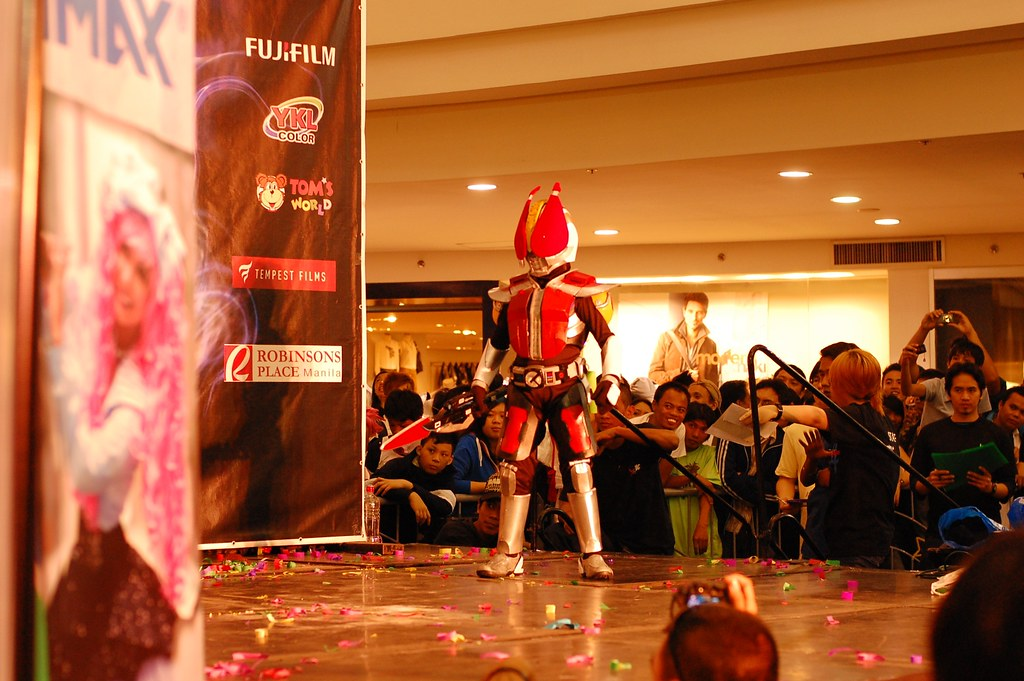 2011 Philippine Cosplay Convention Event Report