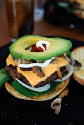 Fredrik's Burger