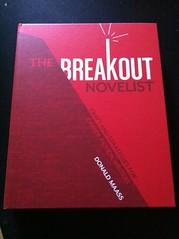 Donald Maass - The Breakout Novelist 2011