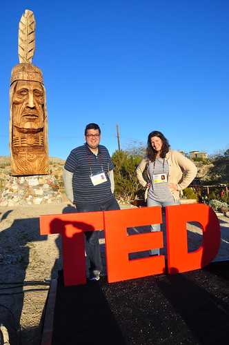 TEDxNYED at TEDActive