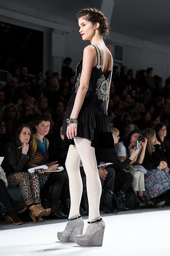 New York Fashion Week Fall 2011 - Nanette Lapore 36