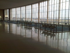 View of Main Terminal Waiting Area