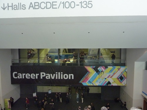 GDC 2011 Career Pavilion