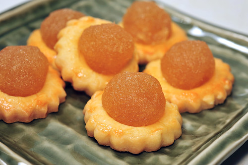 Pineapple Tarts 凤梨酥