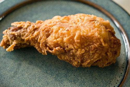 cold fried chicken