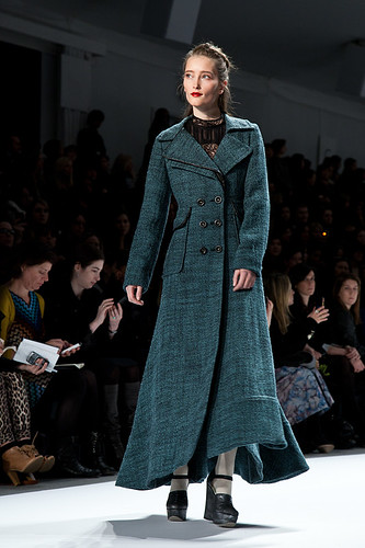 New York Fashion Week Fall 2011 - Nanette Lapore 29