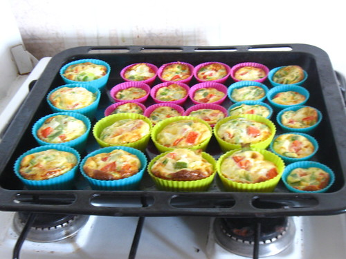 Mini quiches !