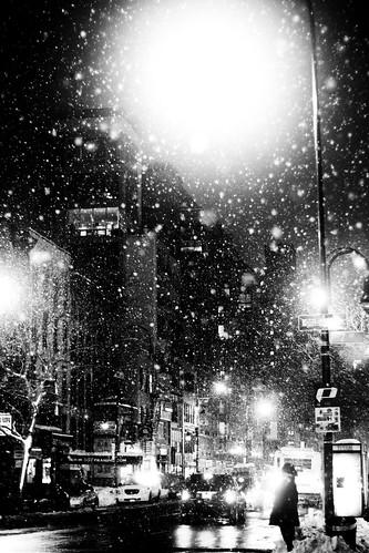 NYC, urtarrila