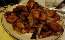 the palm - potatoes