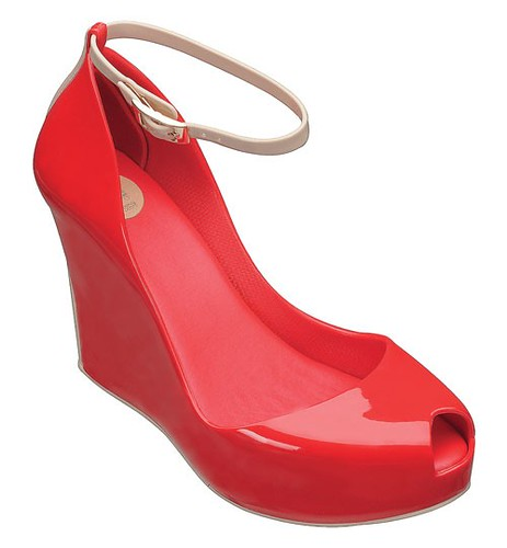Melissa SS2011 - Patchuli Red