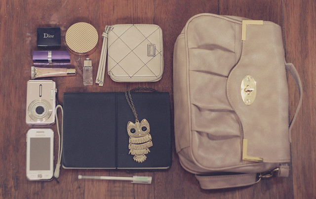 What's in my bag? #2