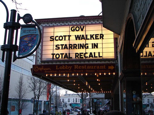 Scott Walker-Total Recall by Render Engine