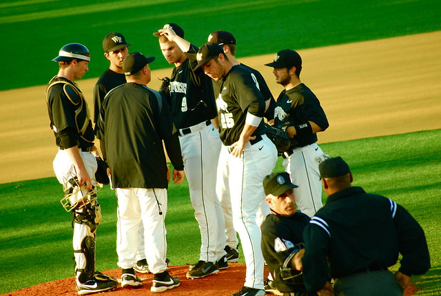 college baseball: miami at wake forest