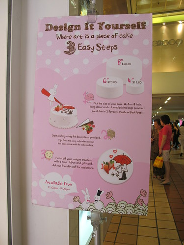 Singapore Lifestyle Blog, food blog, Icing Room, Icing room experience, Review of Icing Room, Decorate your own cakes