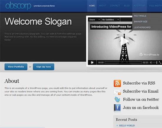5596300467 78caea3ff7 20 Tema Premium Gratis WordPress