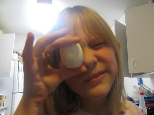 Princess is egg-eye 2