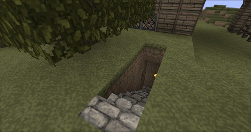 Minecraft - Mine Steps