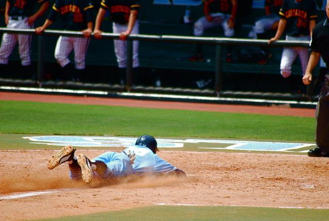 college baseball: umd @ unc, game 2