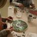 Round Mosaic Pattern