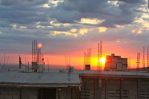 2nd story sunset