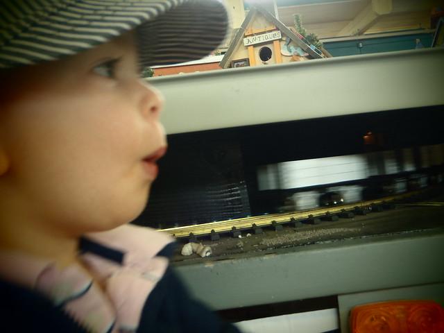Paul train show